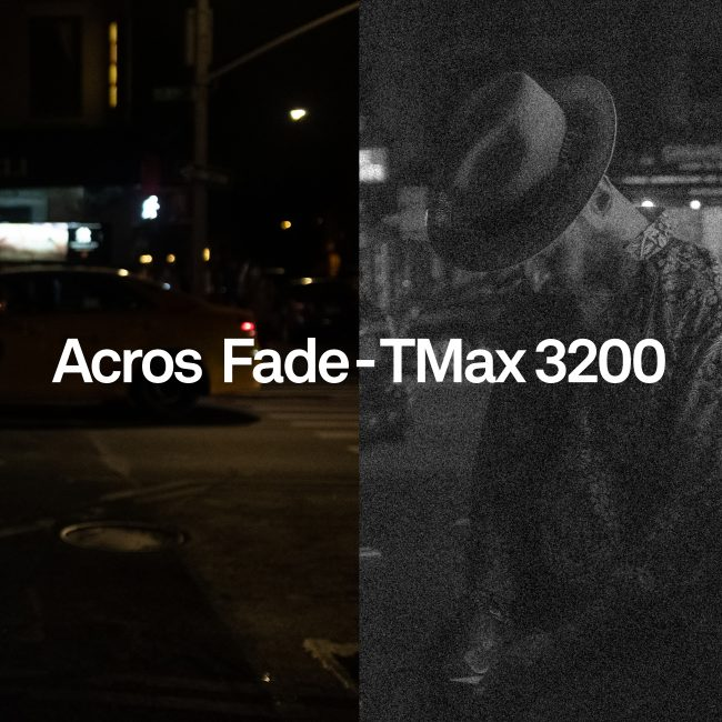 before and after Fade TMAx