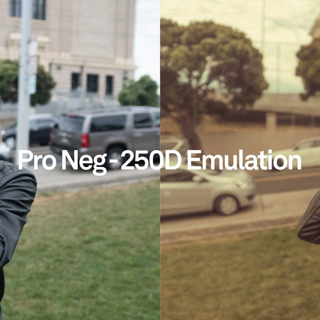 before and after Pro Neg